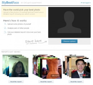 MyBestFace-webpage