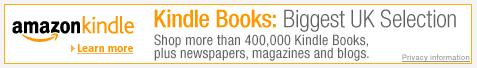 amazon uk kindle book tracking