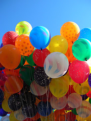 Balloons (Flickr: by crystalflickr)