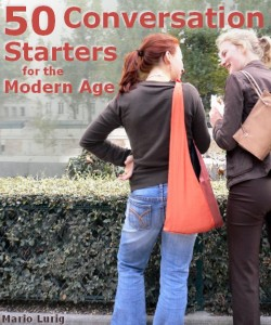 50 Conversation Starters Book Cover