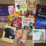 Giveaway book bunch