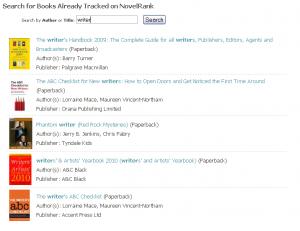 Book Search screenshot